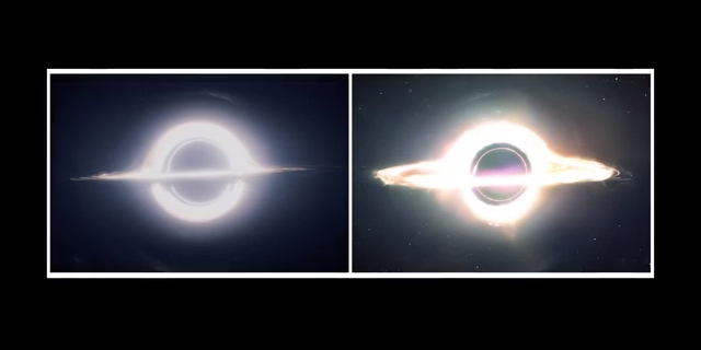 Rebuilding the Black Hole from Interstellar with DIY Effects