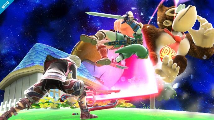 Xenoblade Protagonist Shulk Joins the Smash Bros. Roster