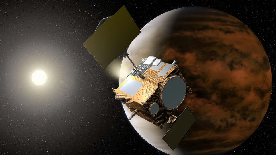 Japan Forced To Shut Down Two Cameras On Venus Probe