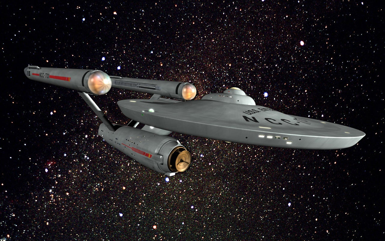 Would It Be That Bad If the New Star Trek TV Series Was Set in the Reboot Universe?