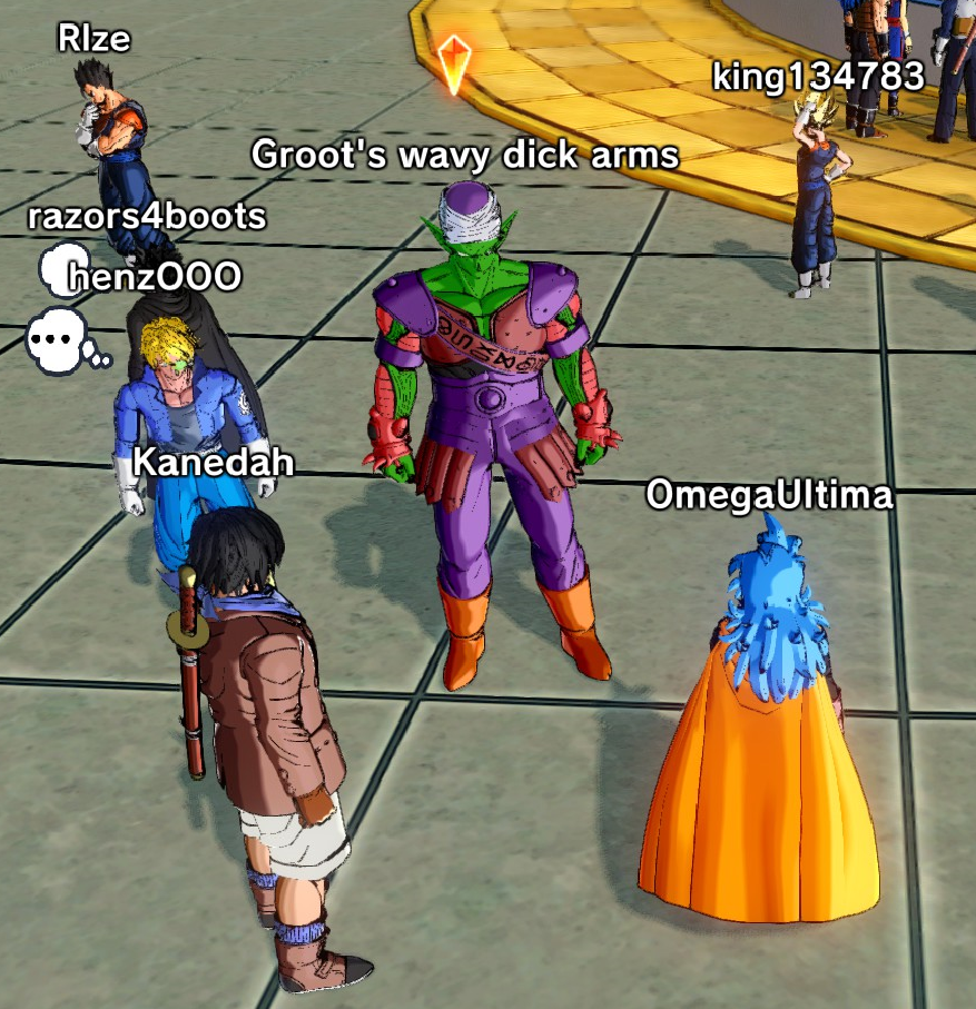 Players Are Making The Best Dragon Ball Xenoverse Characters