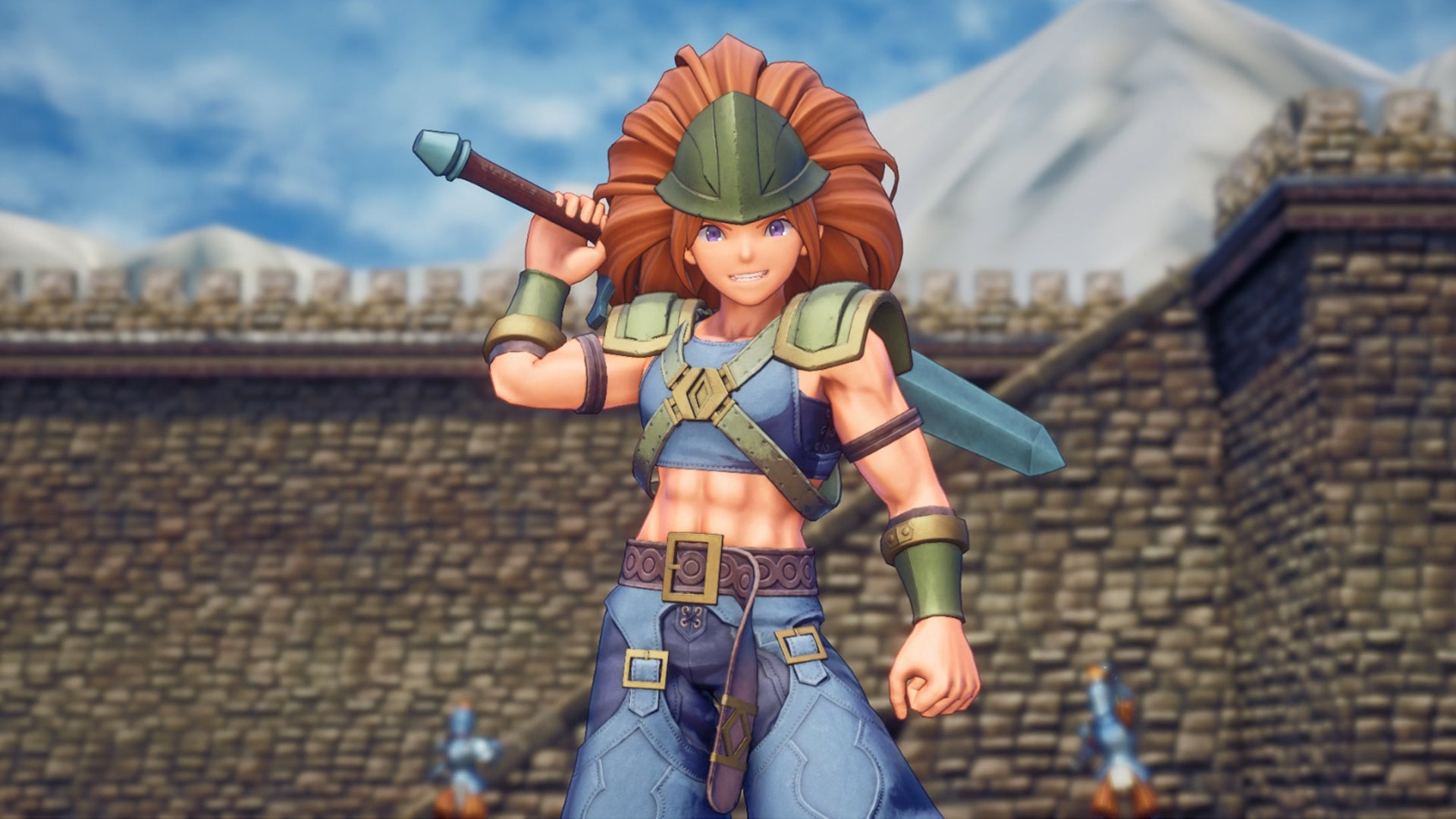 Trials Of Mana Looks Much Better Than The Secret Of Mana Remake