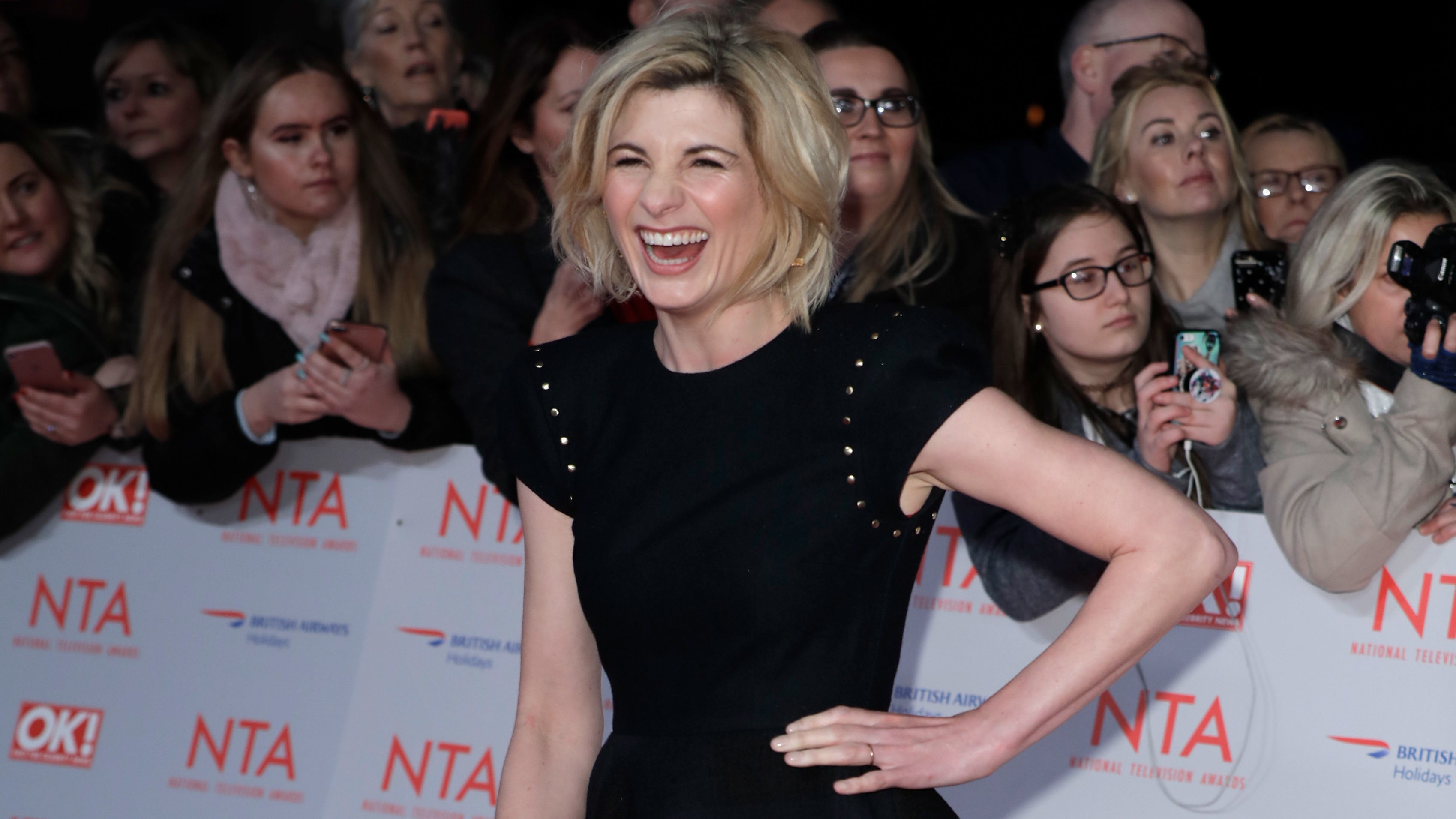 Jodie Whittaker Makes The Same Amount Of Money As Peter Capaldi Did For Doctor Who