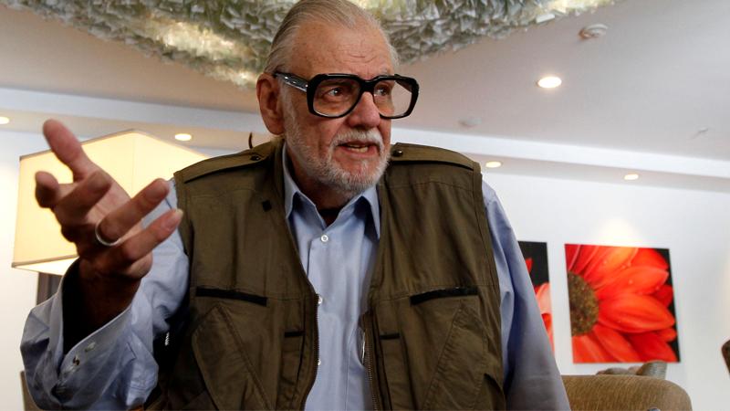 RIP George Romero, The Man Behind The Modern Zombie