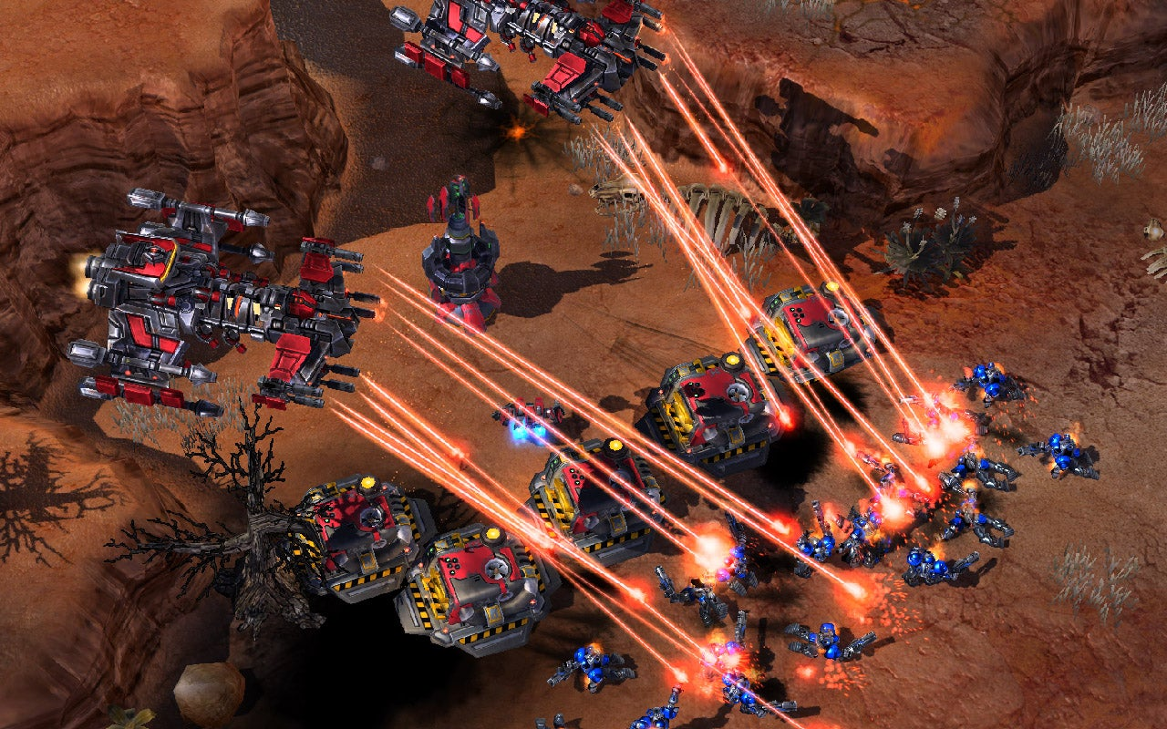 Sources: Blizzard Cancels StarCraft First-Person Shooter To Focus On Diablo 4 And Overwatch 2