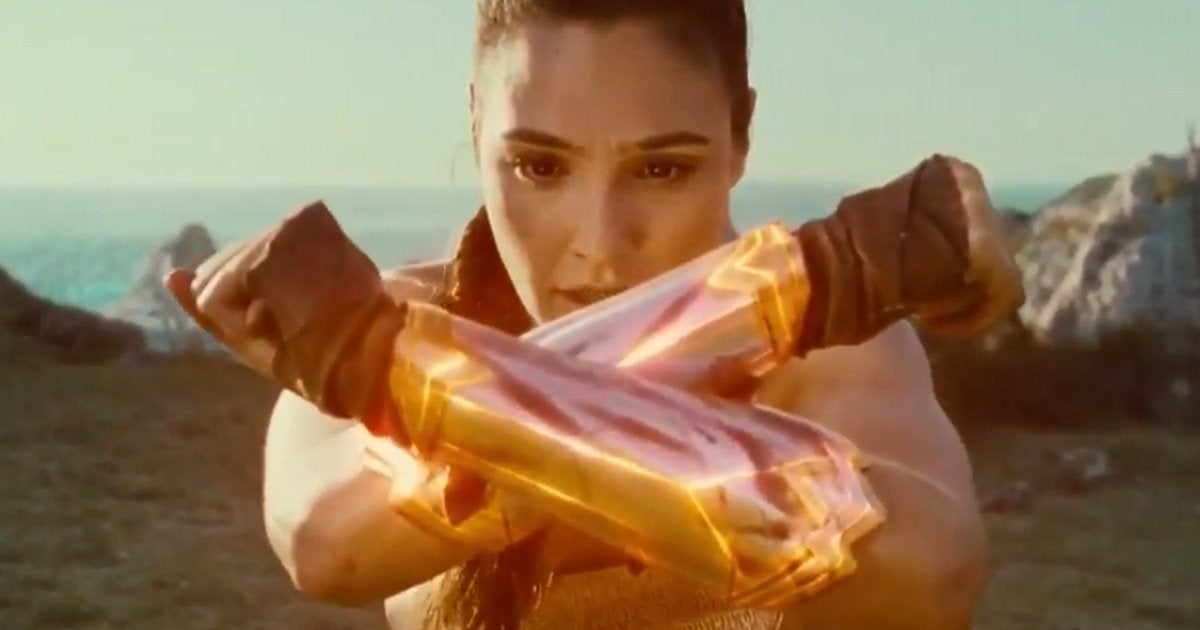 The Wonder Woman Sequel Just Got A Cryptic Update