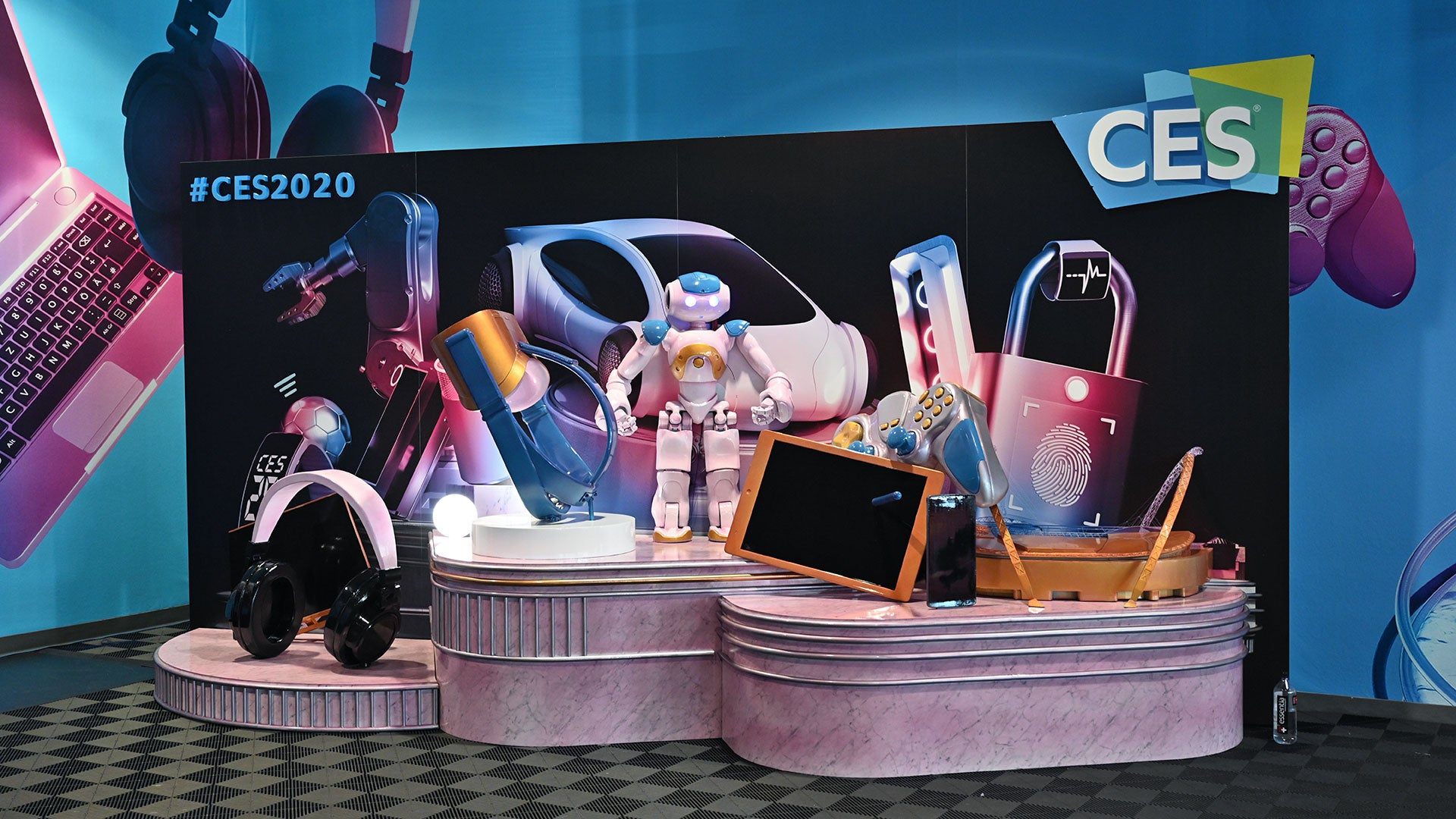 The Saddest Booth At CES 2020 (And Other Show Floor Highlights)