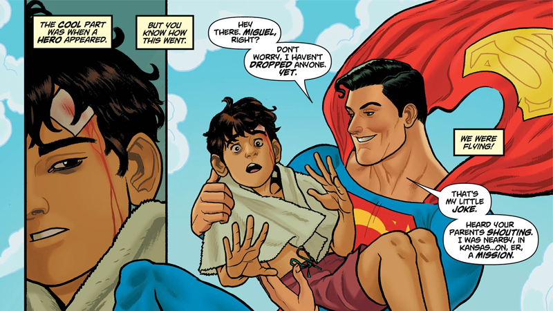 Inside The Wild New Plans For DC's Dial H For Hero Relaunch