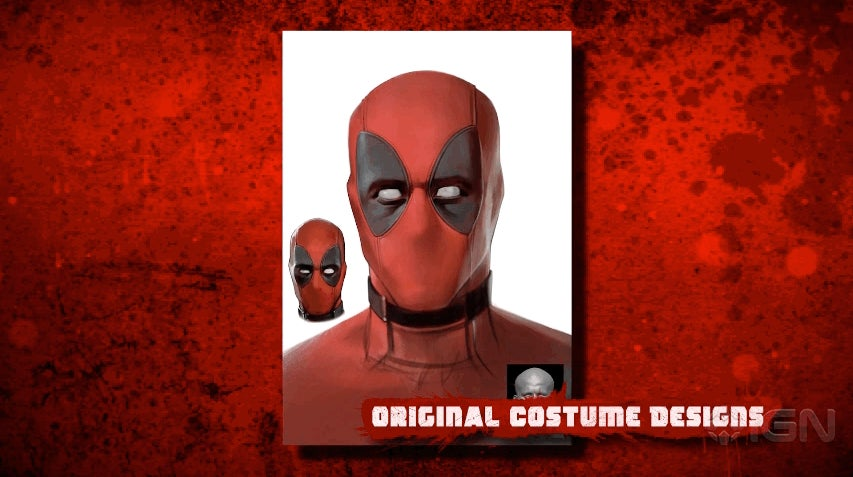 See the Incredible Amount of Work It Took to Make Deadpool's Mask
