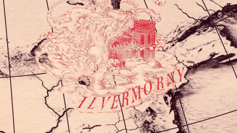If These Are the Four Houses of America's Hogwarts, They Are Completely Insane