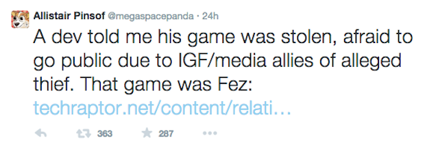 GamerGate's Latest Conspiracy Theory Doesn't Hold Up