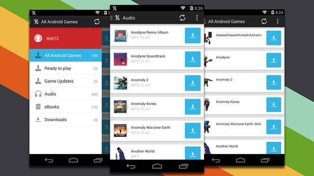 Humble Bundle App Now Manages Audio, Ebook Downloads