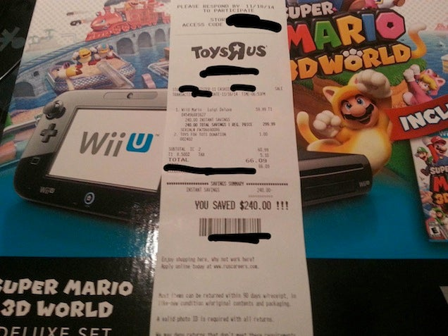 Temporary Sears Glitch Let Some People Buy $US60 3DS And Wii U Bundles