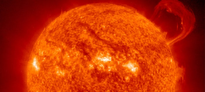 Could the Sun Be Extinguished By a Bucket of Water Just As Big?