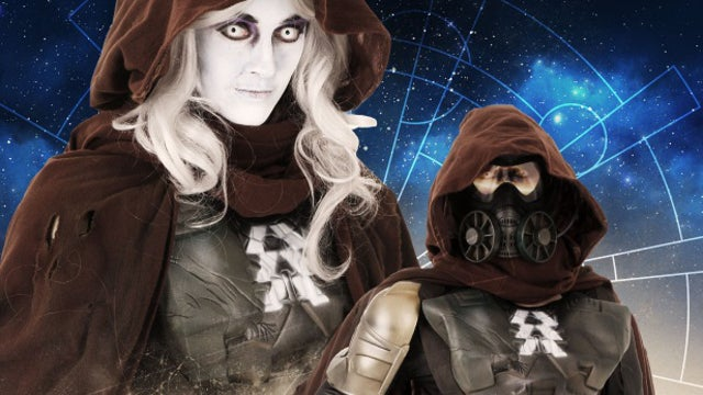 Want A Destiny Halloween Costume? Here You Go | Kotaku Australia