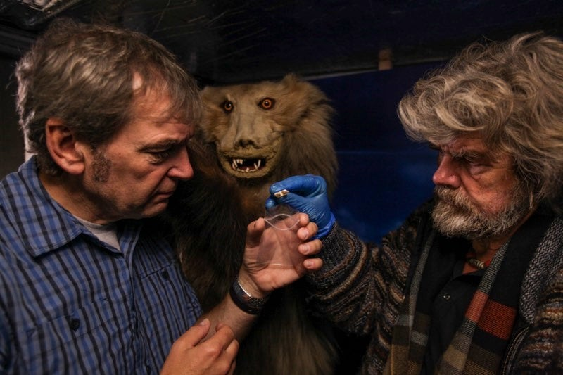 An Inside Look at Yeti or Not, Animal Planet's Most Intriguing 'Monster Week' Special