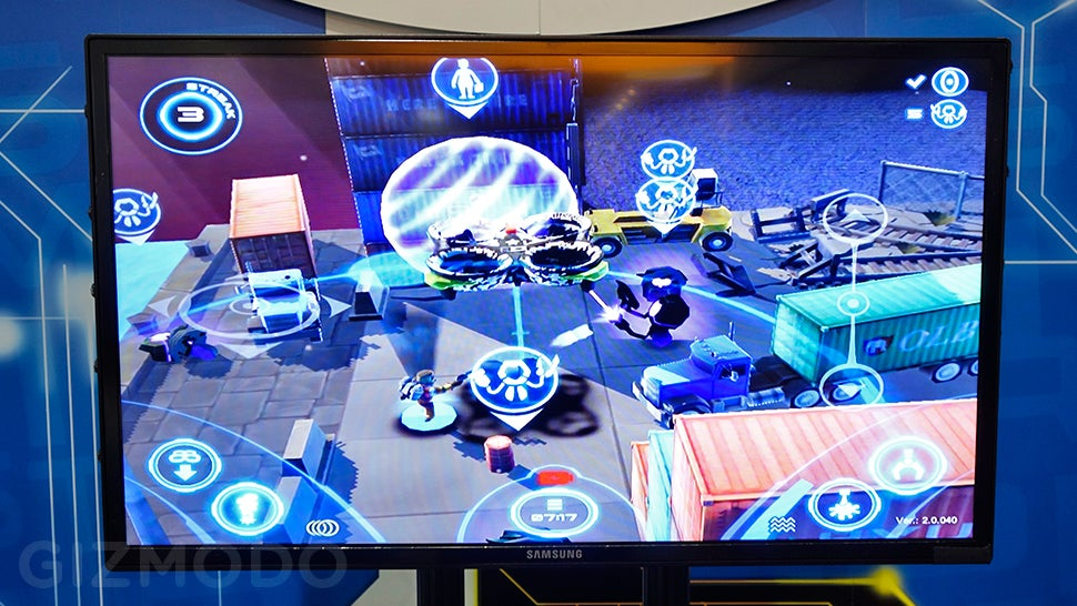 Air Hogs Connect Lets You Play Video Games By Piloting a Toy Drone in Real Life