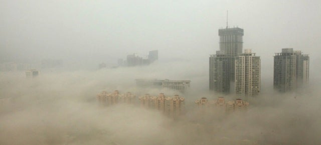 China Offers Smog Insurance for Sight-Seeing Tourists Who Can't See