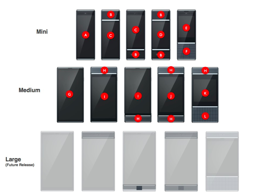 Google Reveals the Crazy Modular Phones Ara Will Let You Build