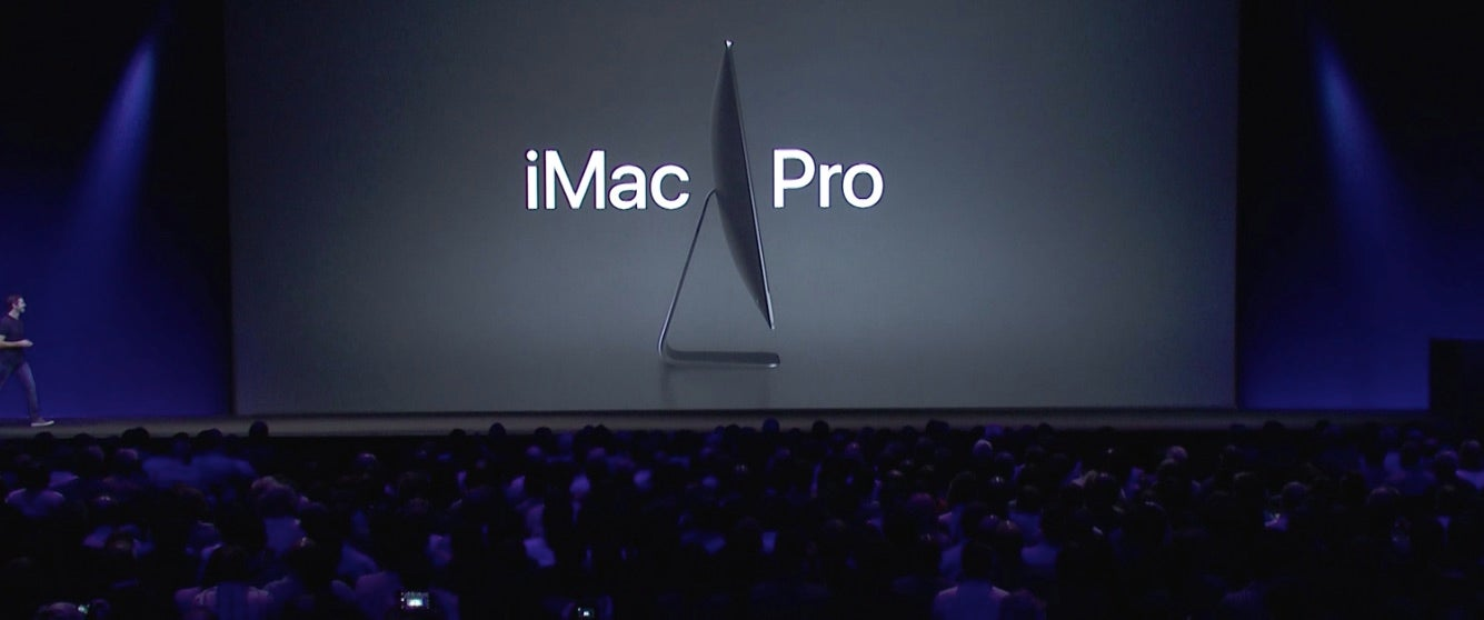 The iMac Pro Is Apple's New Super-Powered Workhorse