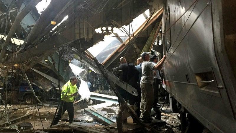 Engineer In New Jersey Train Crash May Have Had A Sleep Disorder