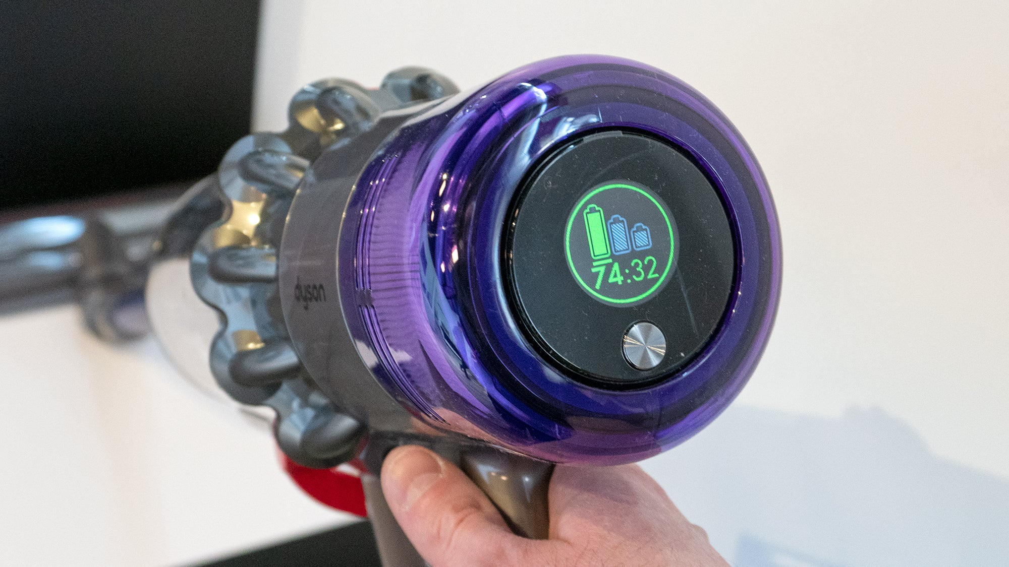 The Most Exciting Update To Dyson S New Cordless Vac Is