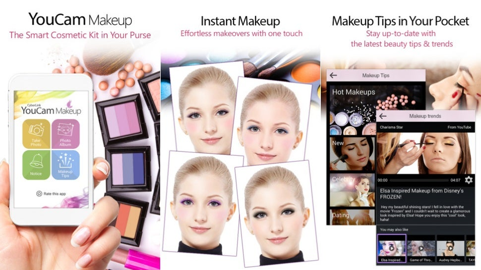 YouCam Makeup. Our Favourite Android, iOS, and Windows Phone Apps of the Week