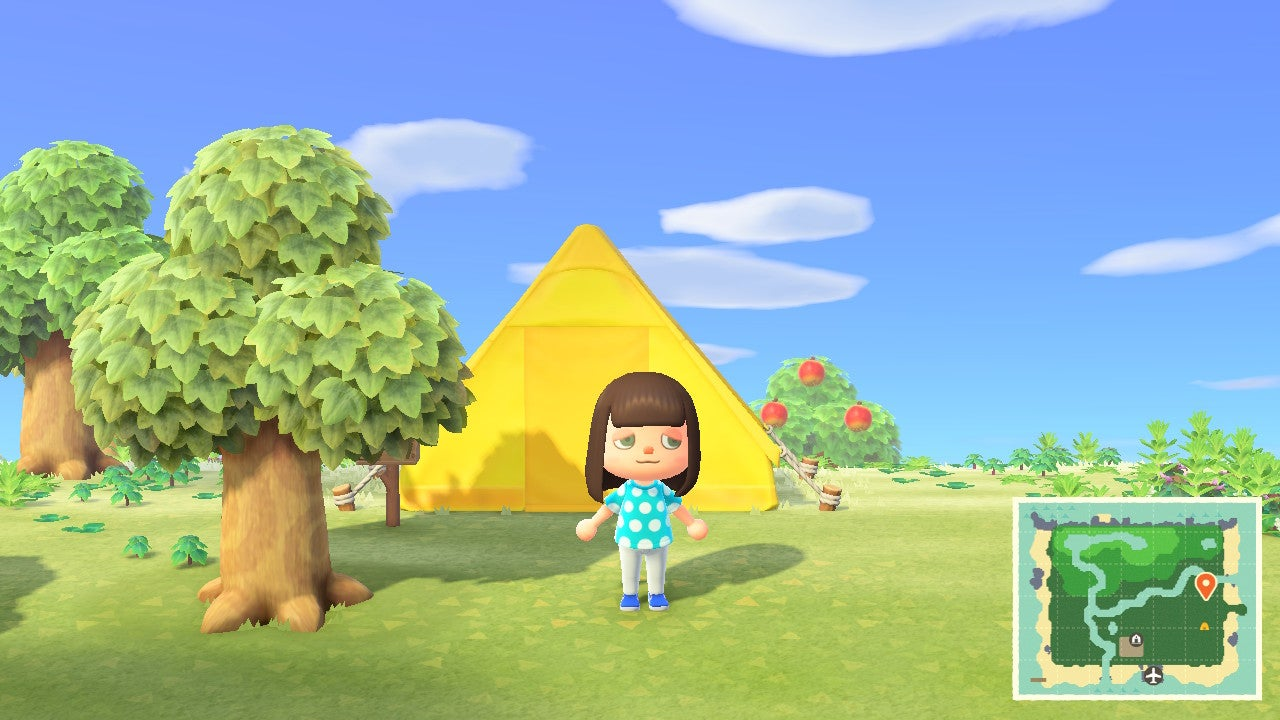 Animal Crossing Needs A Rent Freeze
