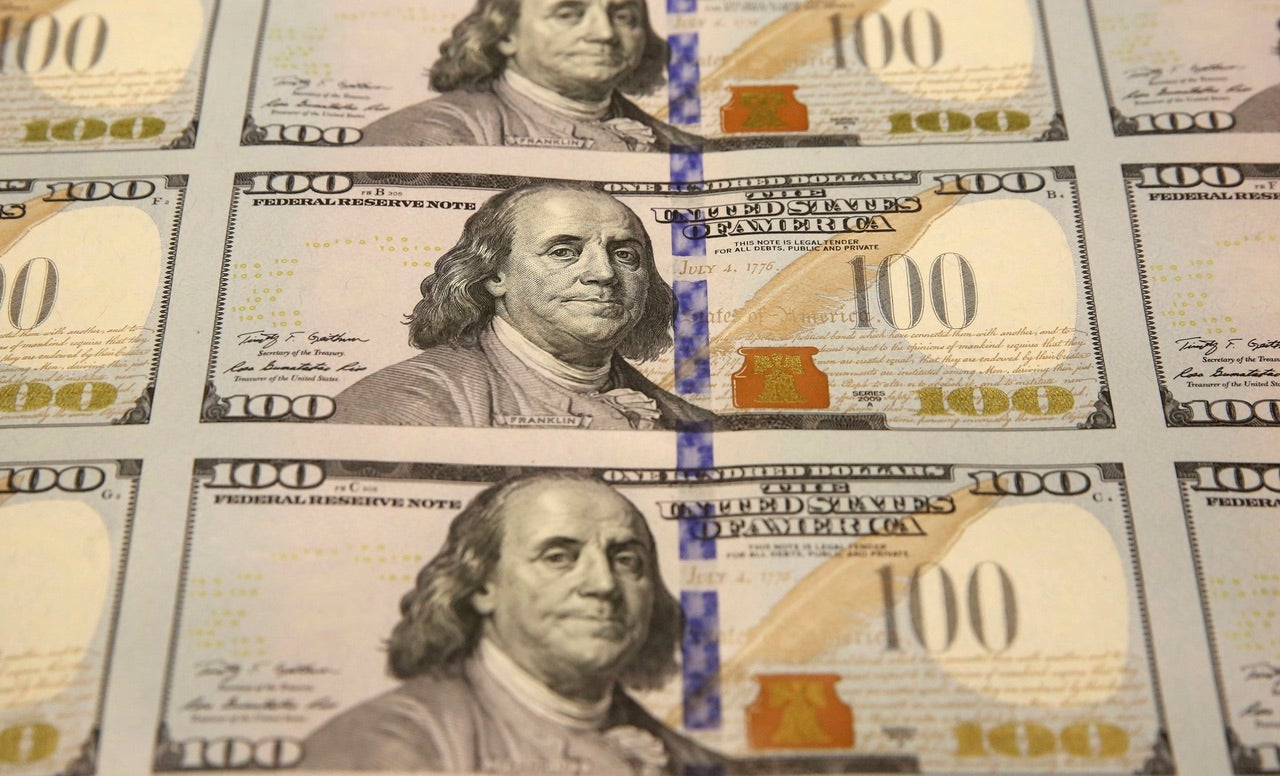Philadelphia literally burns old money for electricity