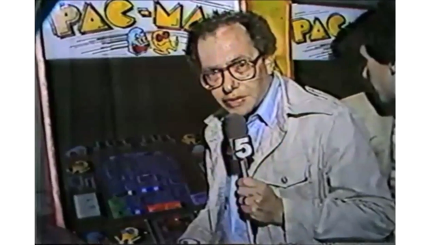1980's Newscasters Struggled To Explain How Pac-Man Works