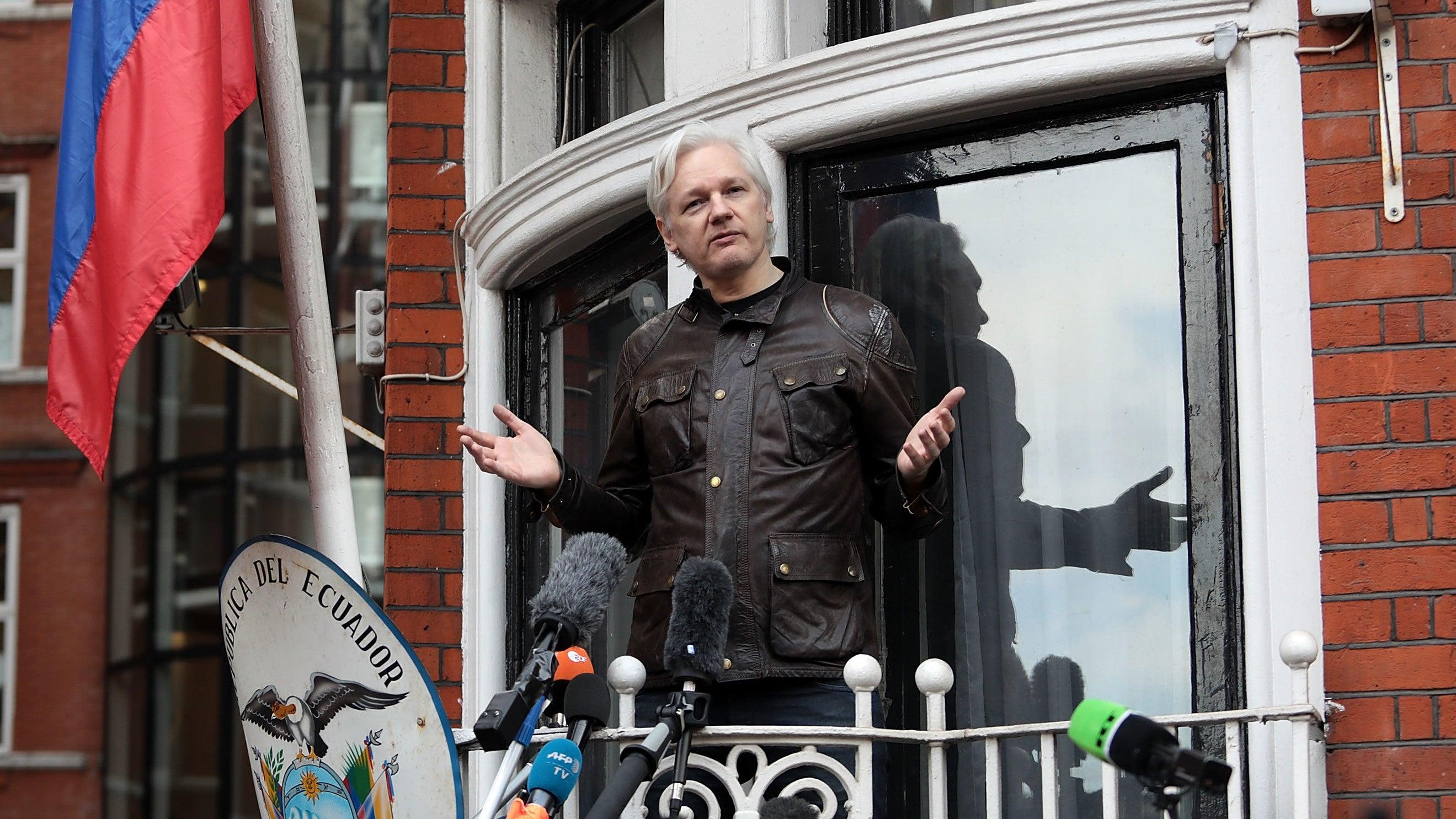 Julian Assange Asks UK Court To Drop Arrest Warrant By Invoking The Fonzie Defence