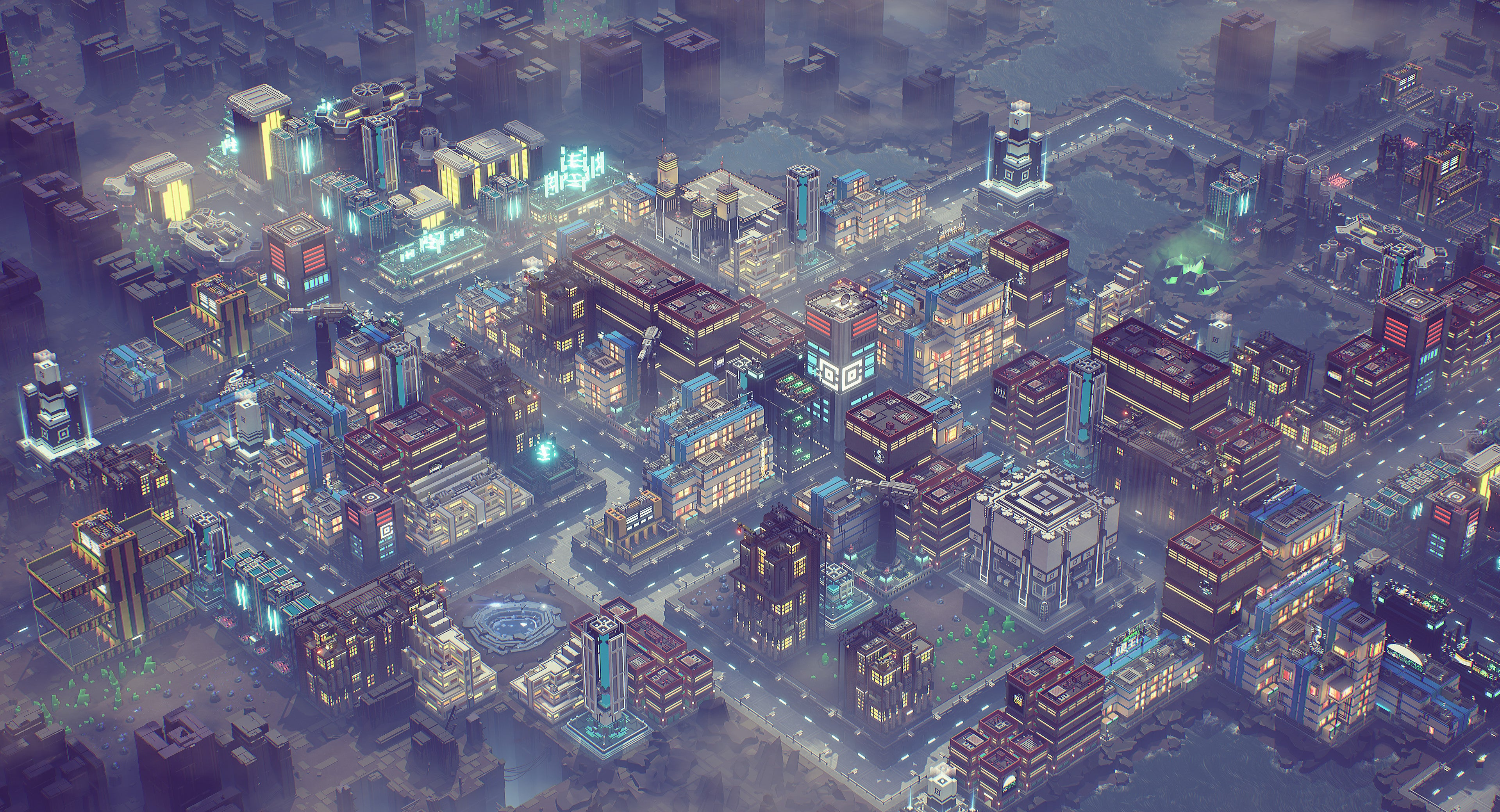 A Sci-Fi SimCity Is Exactly What I've Needed