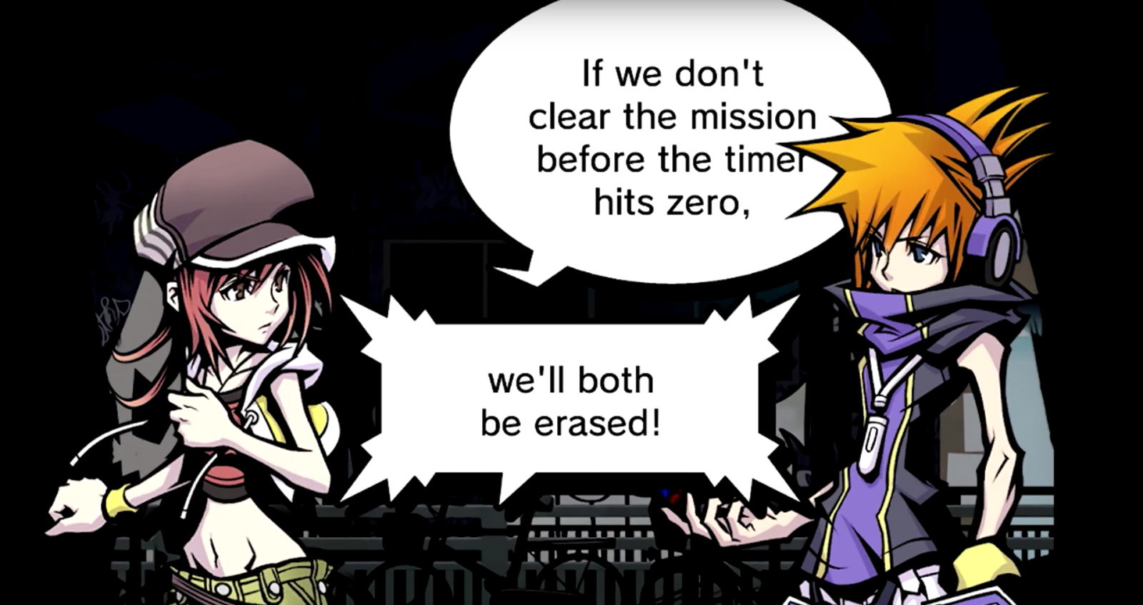I Can't Wait To Play The World Ends With You On Switch