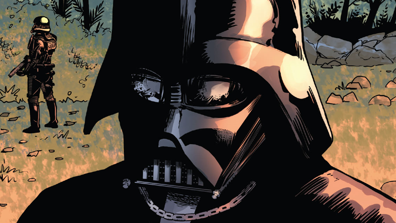 Darth Vader's Hunt For The Past Just Got Tragically Complex