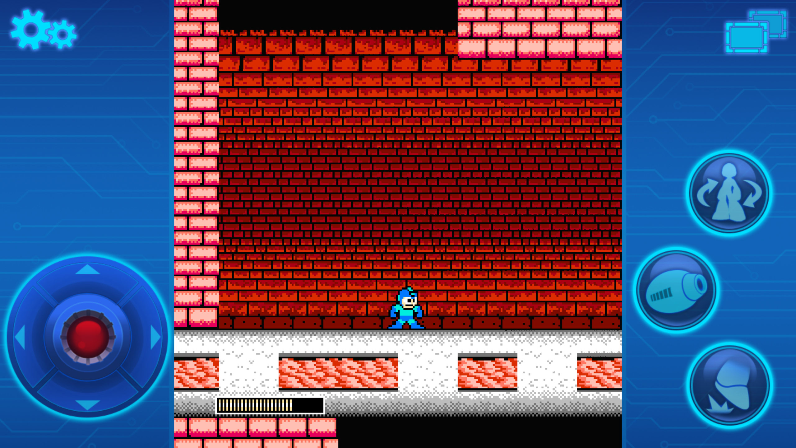 Mega Man's New Mobile Ports Are Garbage