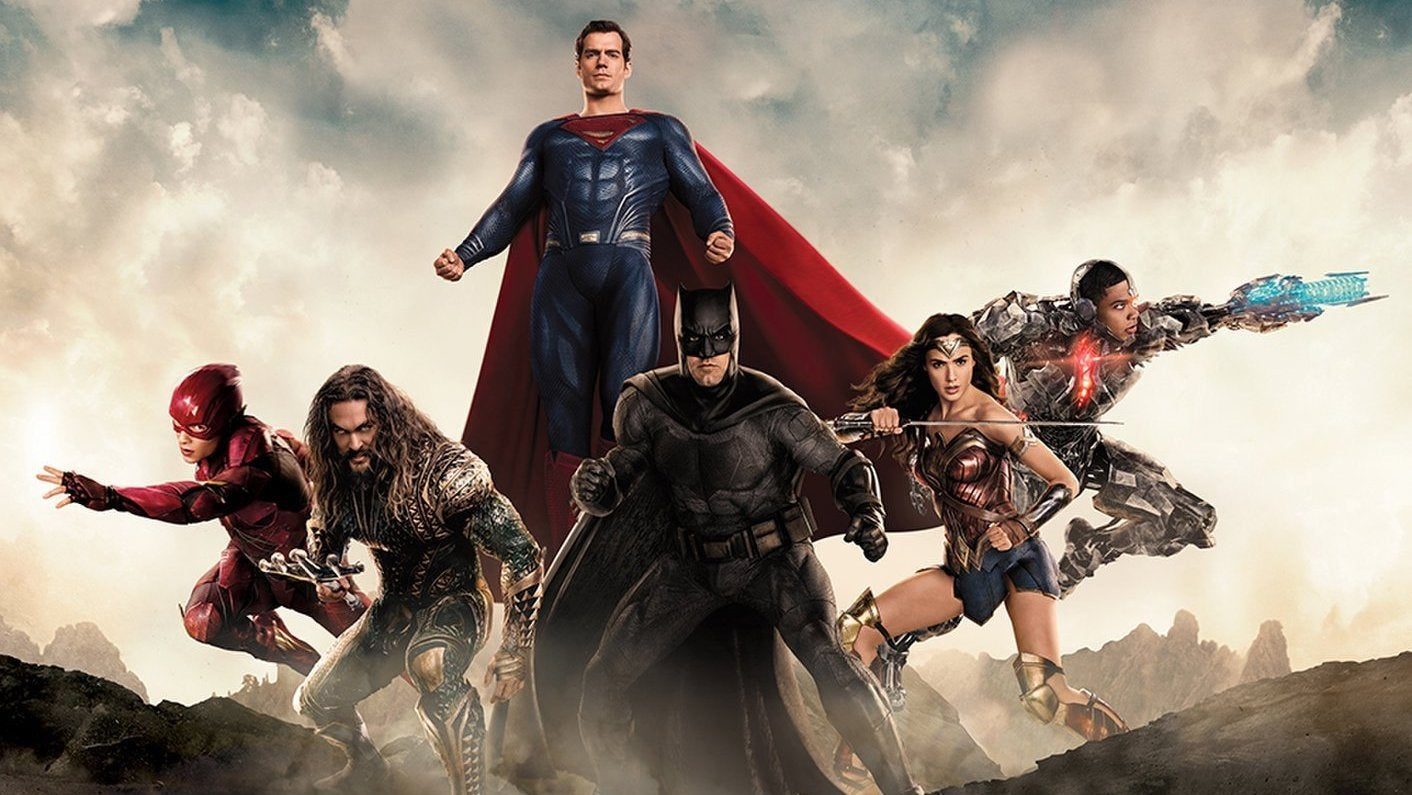 Here's The New Guy In Charge Of Warner Bros.' DC Superhero Films