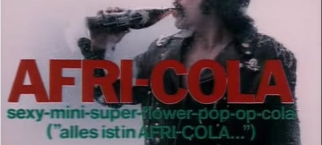 Counter Coca Cola Ad Is One Of The Strangest Soft Drink Commercials Ever