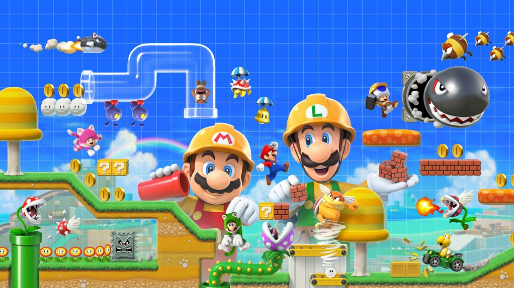 Super Mario Maker 2 Won't Let You Play Online With Friends | Kotaku