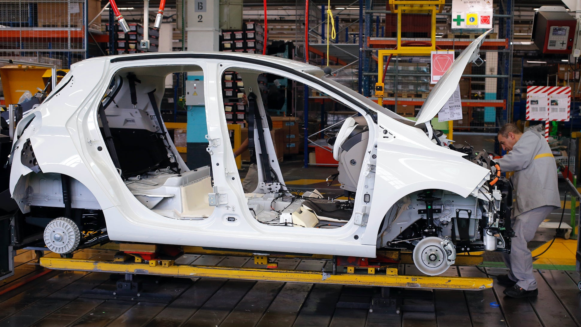 Renault And Nissan Plants Hit By Massive Ransomware Attack