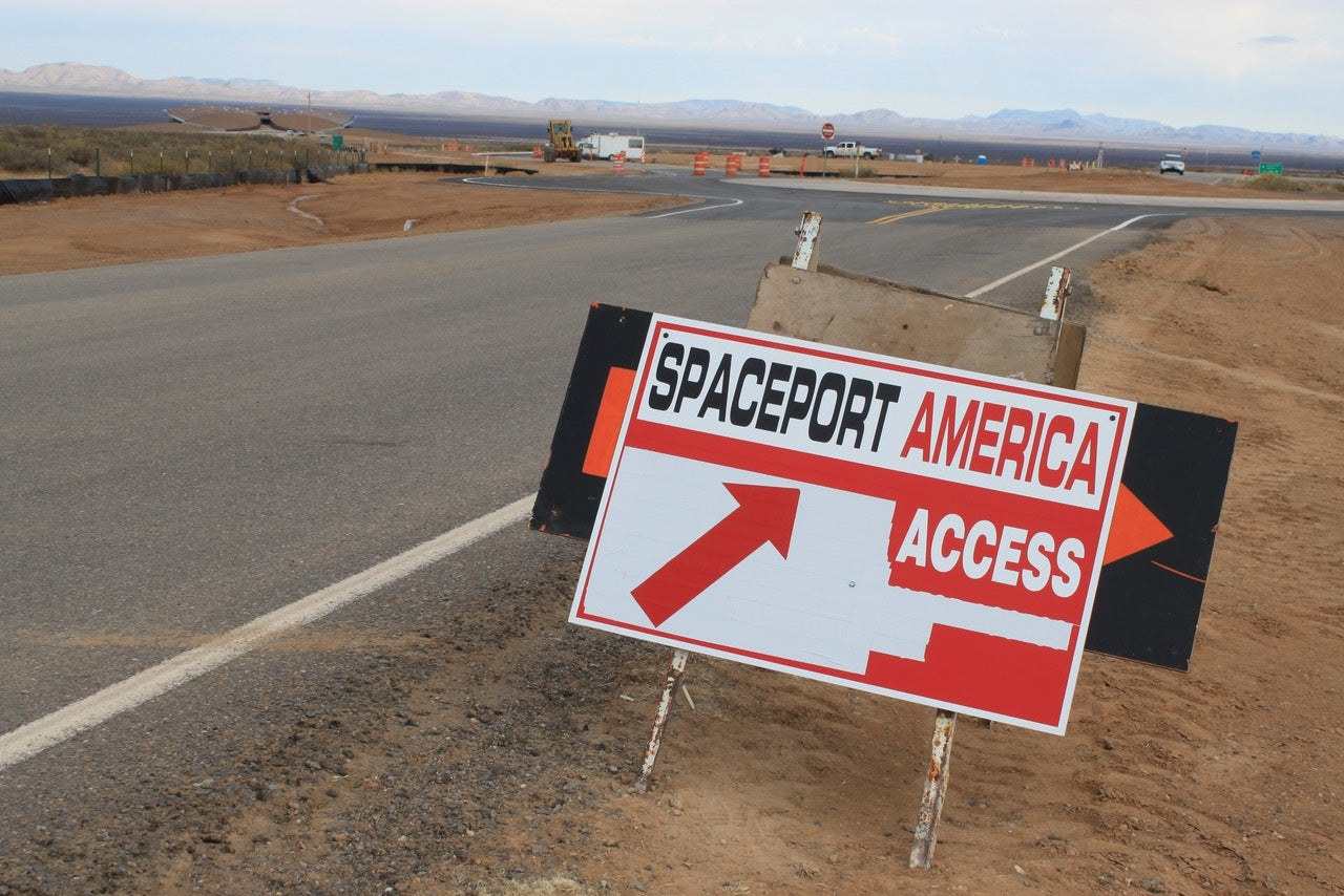 Spaceport America Wants $US2 ($3) Million More From Taxpayers For Its Space Tourism Fantasy