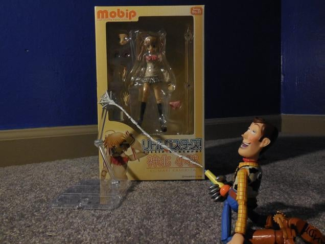 Creepy Woody Photobombs Ebay Listings
