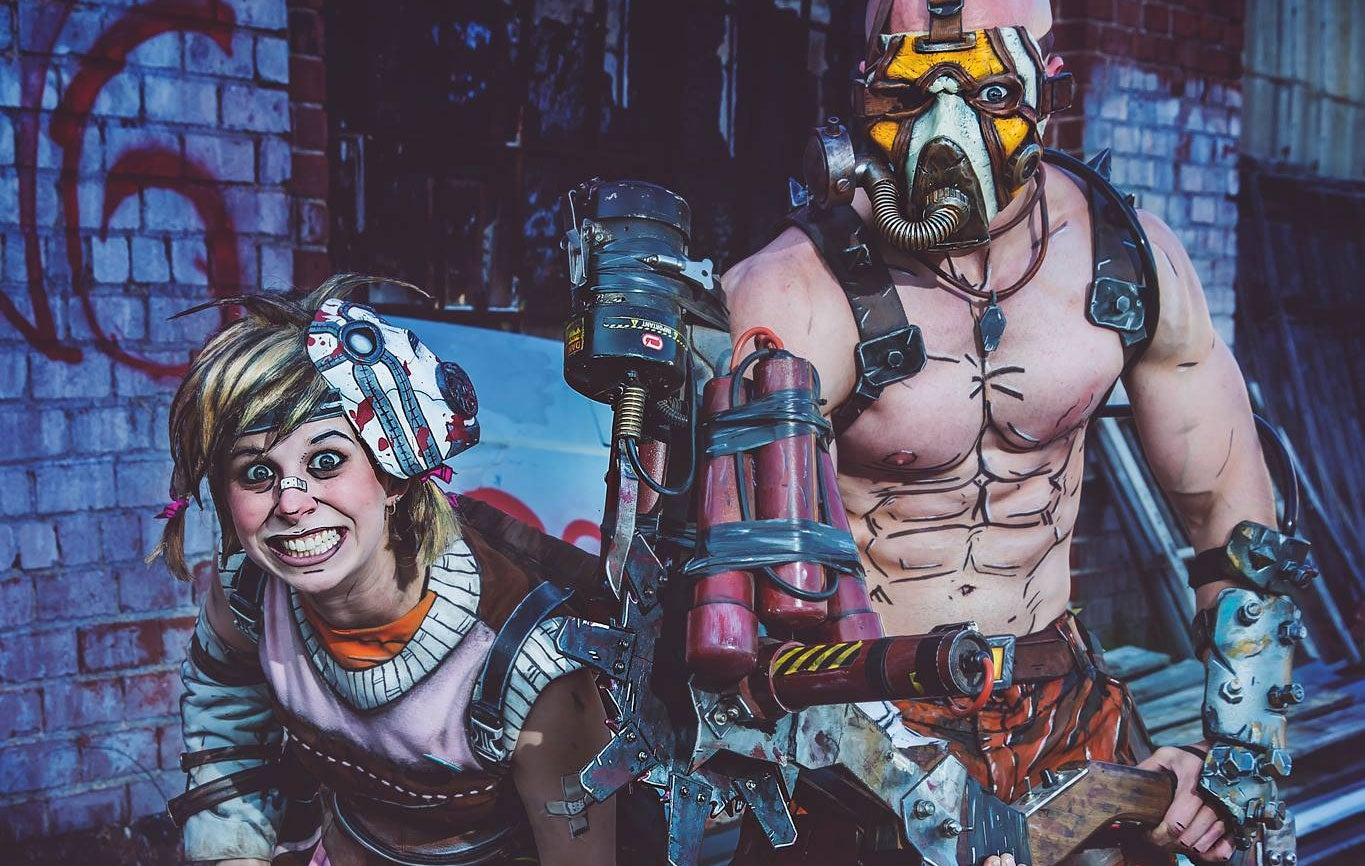 Tales (Well, Cosplay) From The Borderlands