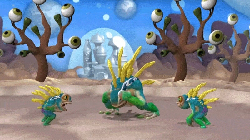 World of Warcraft Murlocs, Perfectly Remade In... Spore