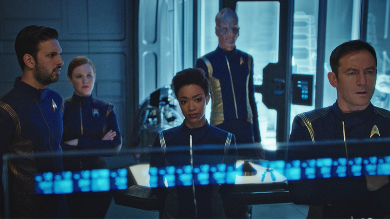 Star Trek: Discovery Returns With A Great Episode Marred By One Terrible Twist