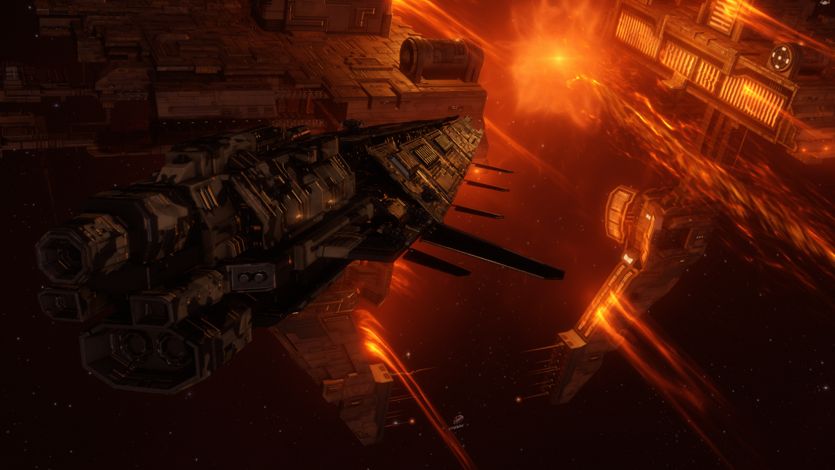 EVE Online Enemies Are Working Together To Encourage More War