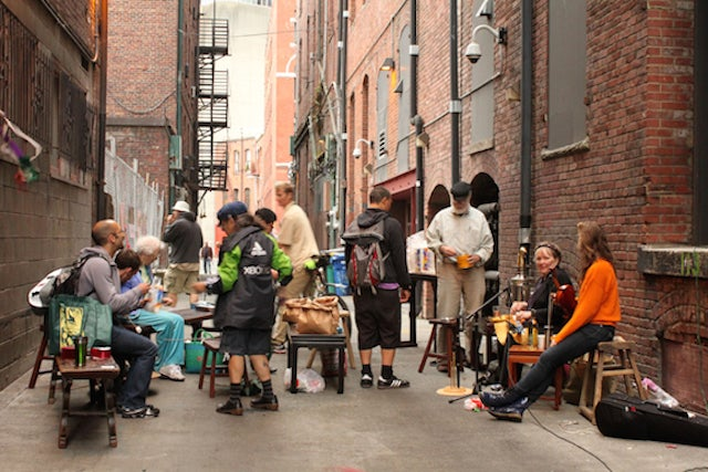 How Alleys Are Becoming Pathways to Urban Revitalization