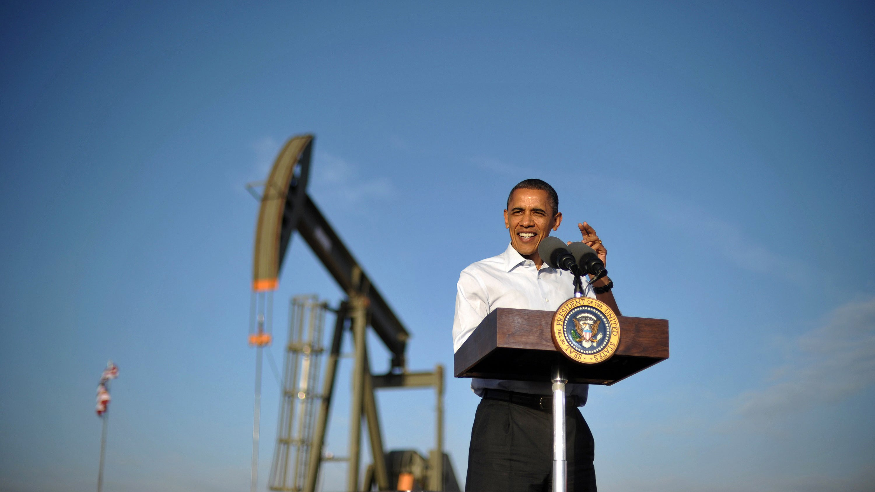 Obama Wants To Tax Oil Companies And Give The Money To Green Transportation Projects