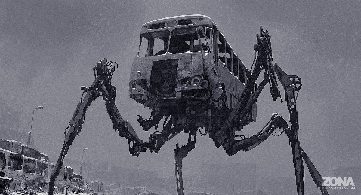 New sci-fi TV series Zona looks like a must watch