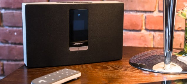 Bose's SoundTouch Wireless Systems Now Have Deezer Streaming Built In