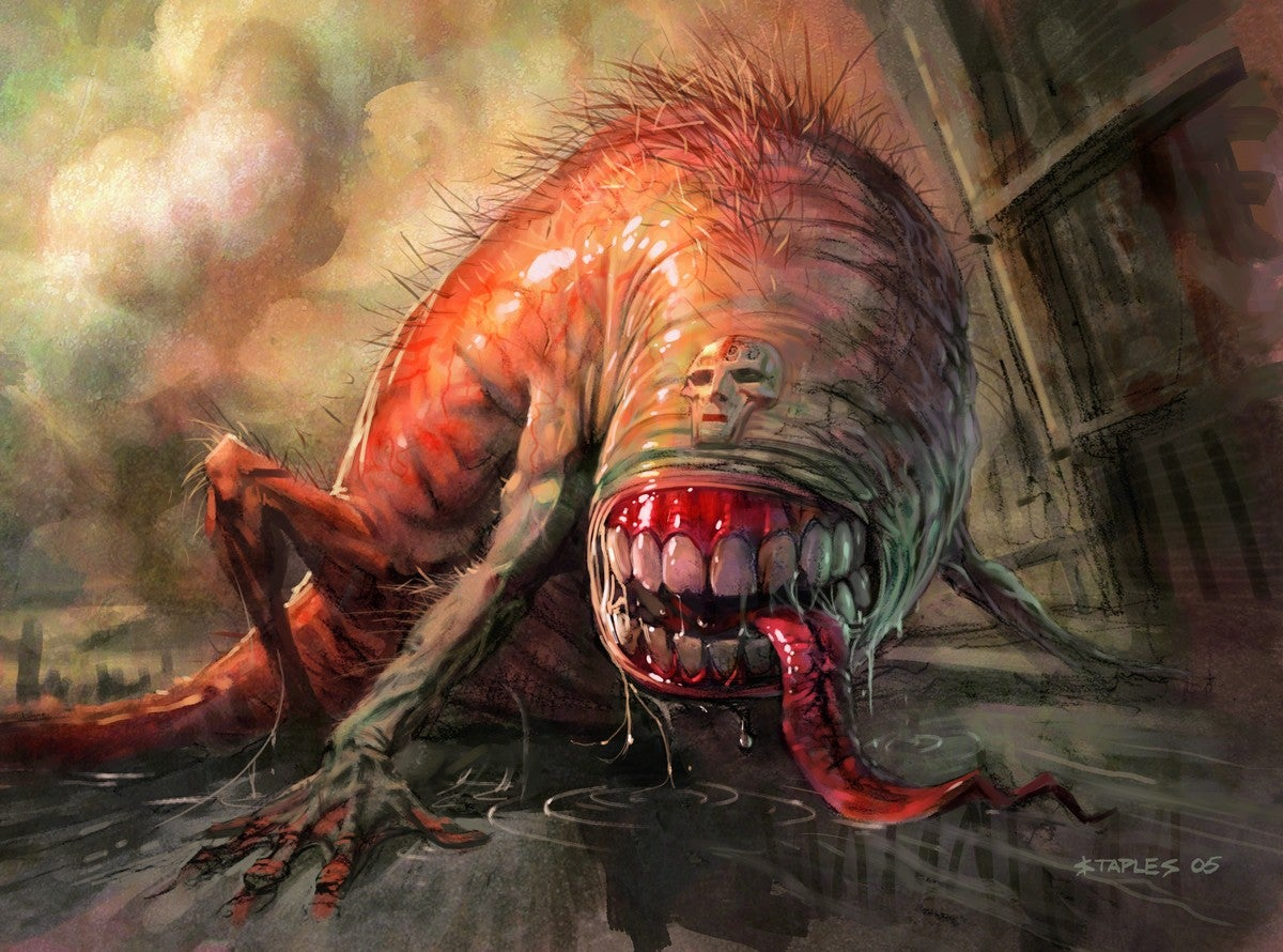 The Scariest, Creepiest and Most Gothic Magic Cards of All Time
